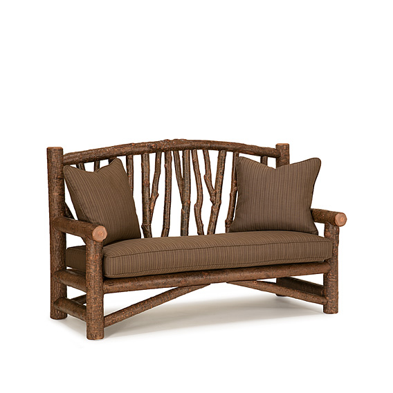 Rustic Bench #1538 (shown in Natural Finish)