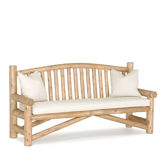 Rustic Bench #1548 (Shown in Wheat Finish)