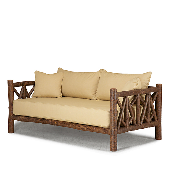 Rustic Daybed #4636 (Shown in Natural Finish)