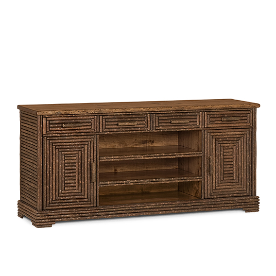 Rustic Sideboard #2636 (Shown in Natural Finish)