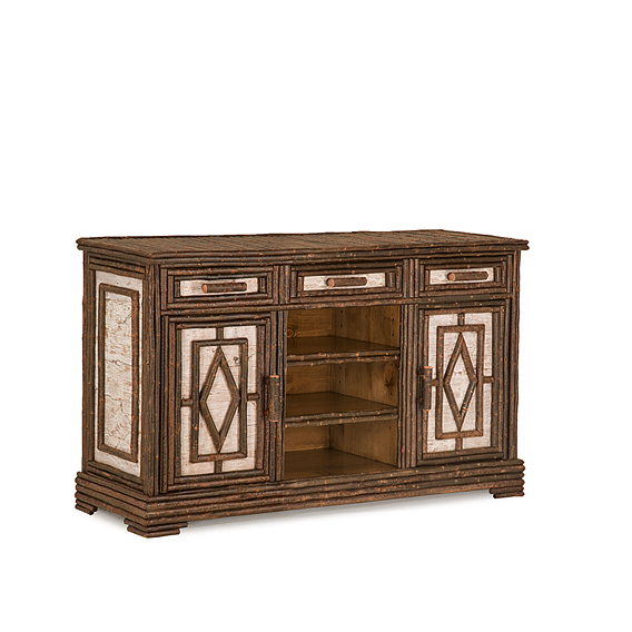 Rustic Sideboard #2650 (Shown in Natural Finish)