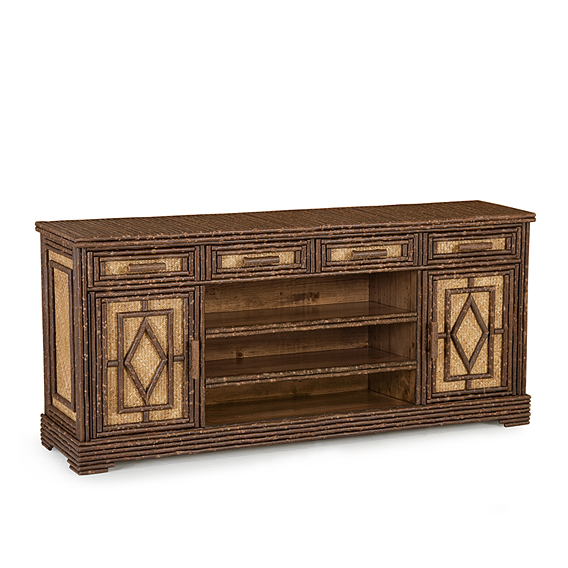 Rustic Sideboard #2654 (Shown in Natural Finish)