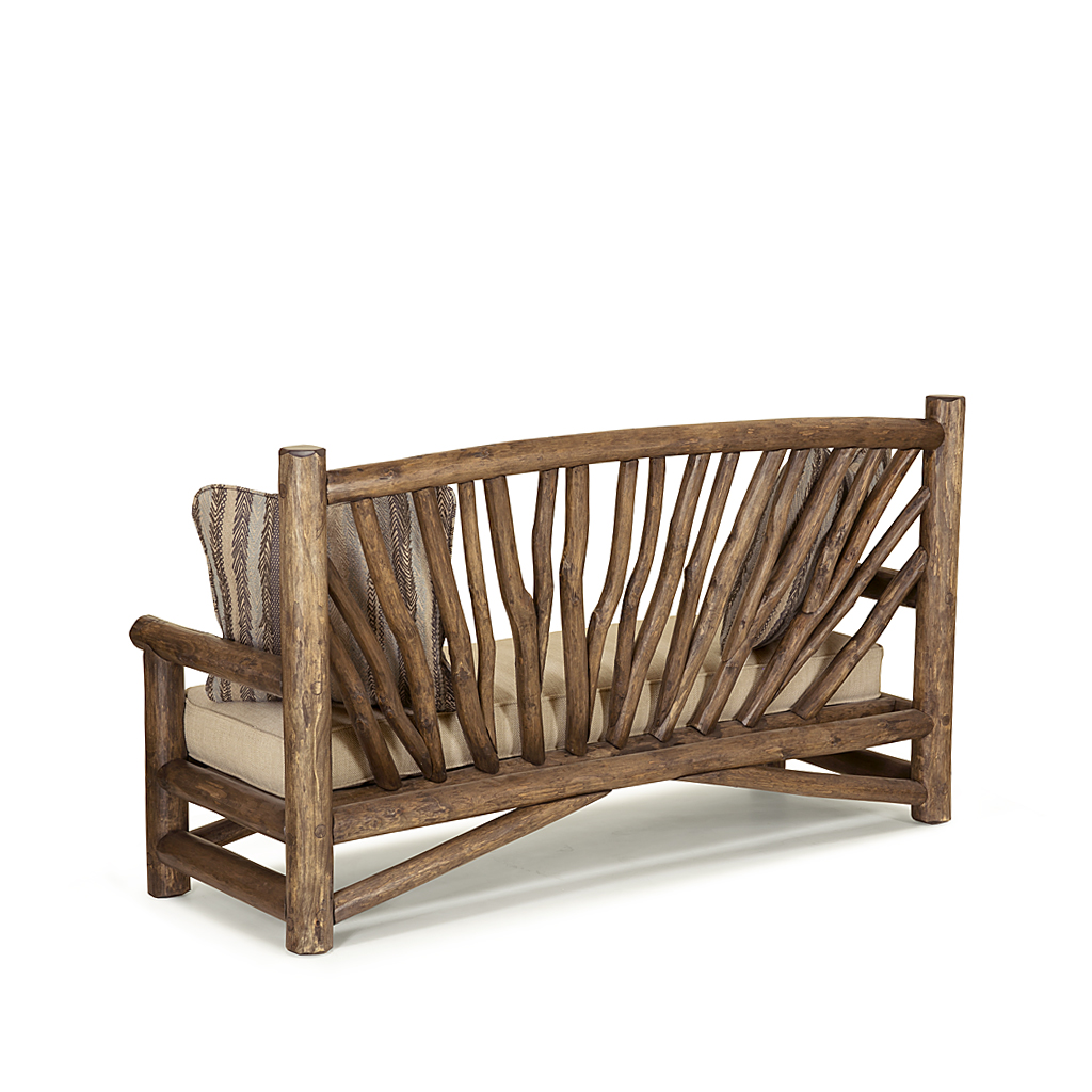 ... Rustic Bench #1540 (shown In Kahlua Finish) La Lune Collection