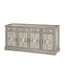 Buffet #2116 shown in Pewter Premium Finish (on Bark) La Lune Collection