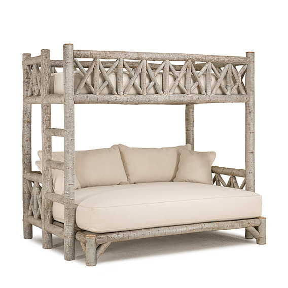 Rustic Bunk Bed Twin/Full | La Lune Collection