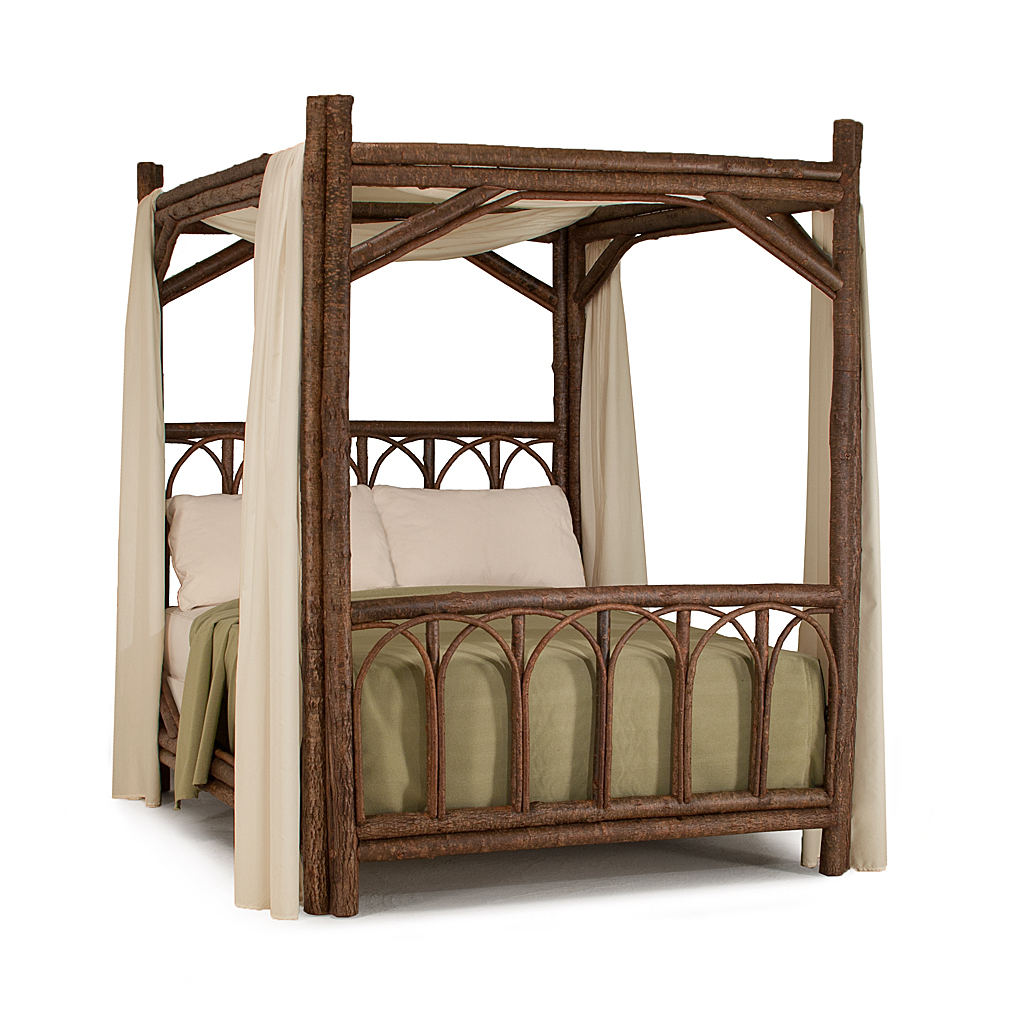 Popular Rustic Canopy Bed | La Lune Collection MF38