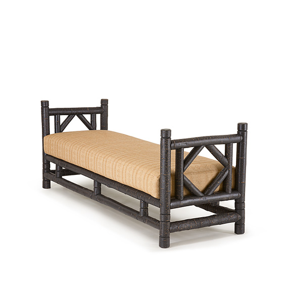 Rustic Daybed #4726 (Shown in Ebony Finish)