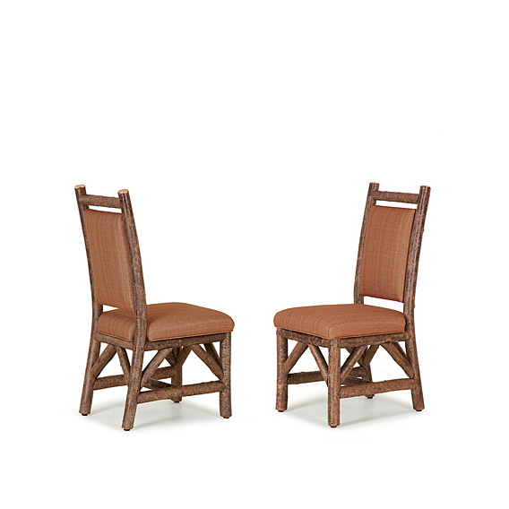 Rustic Dining Small Side Chair #1611 (Shown in Natural Finish)