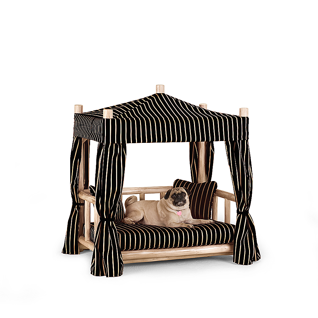 Rustic Dog Cabana Bed La Lune Collection