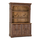 Hutch #2042 shown in Natural Finish (on Bark) La Lune Collection