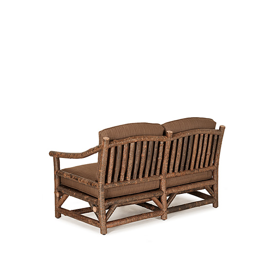 Rustic Loveseat #1168 (Shown in Natural Finish)