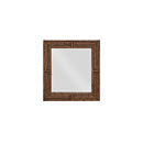 Mirror #5016 shown in Natural Finish (on Bark) La Lune Collection