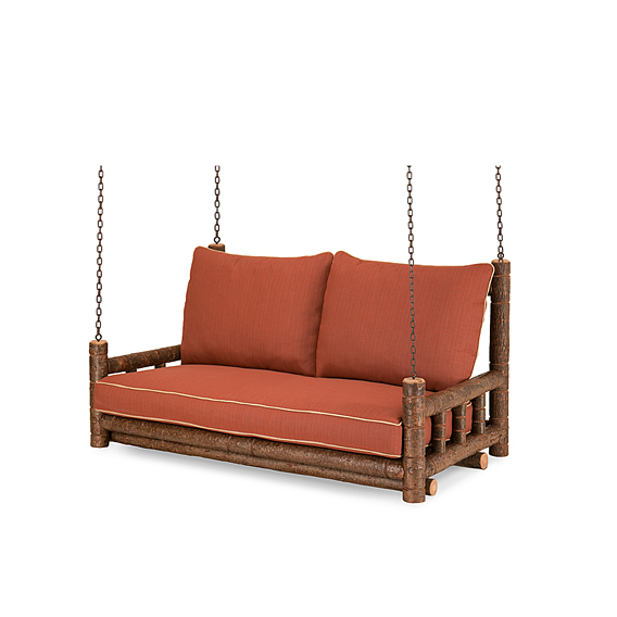 Rustic Porch Swing #1560 (shown in Natural Finish)