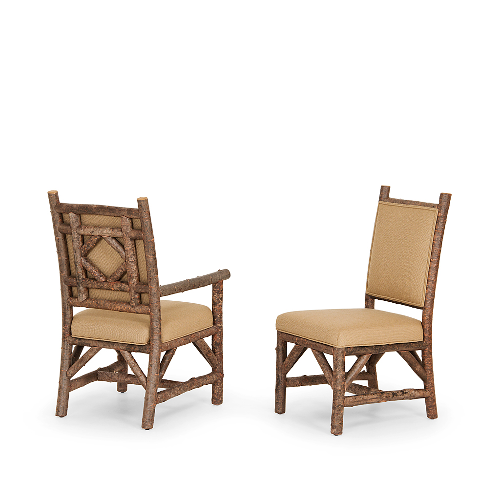 rustic side chair & arm chair | la lune collection