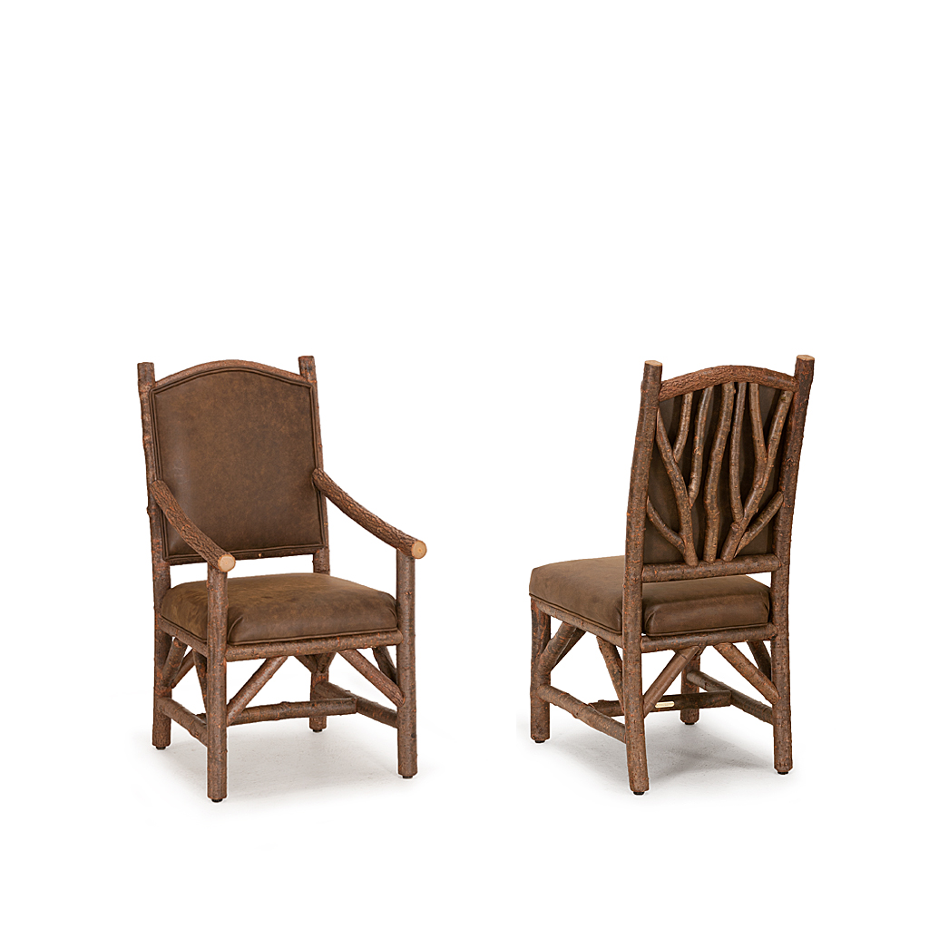 rustic dining side chair & arm chair | la lune collection