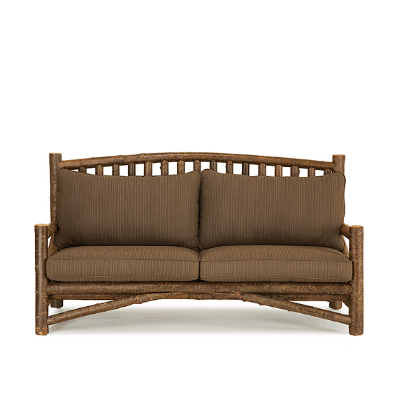 Rustic Sofa #1228 (shown in Natural Finish)