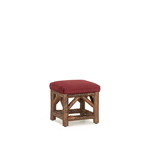 Rustic Stool #1146 (Shown in Natural Finish)