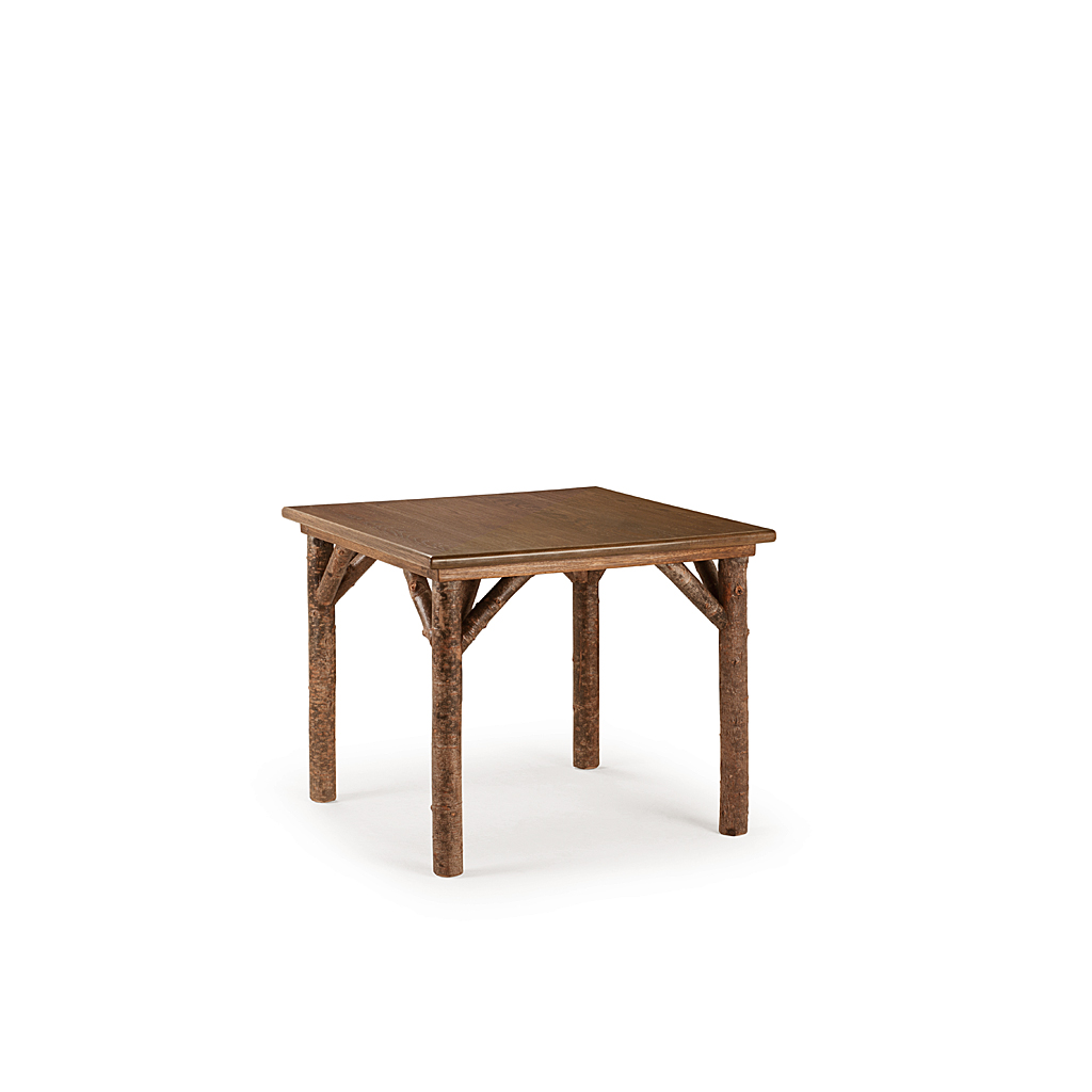Rustic Dining Table 3029 shown in Natural