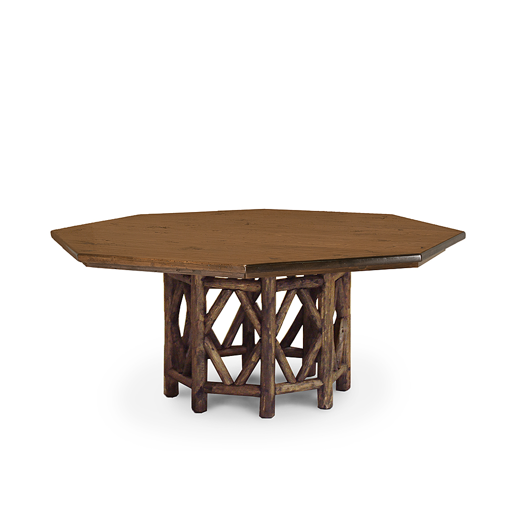 Rustic dining table or base only la lune collection for Dining table only