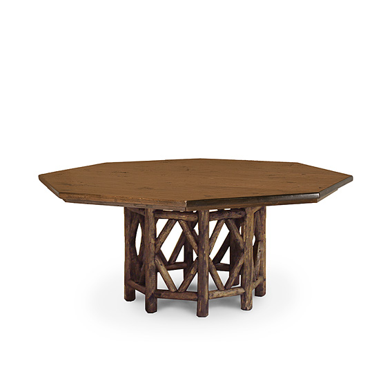 Rustic dining table or base only la lune collection for Only dining table online