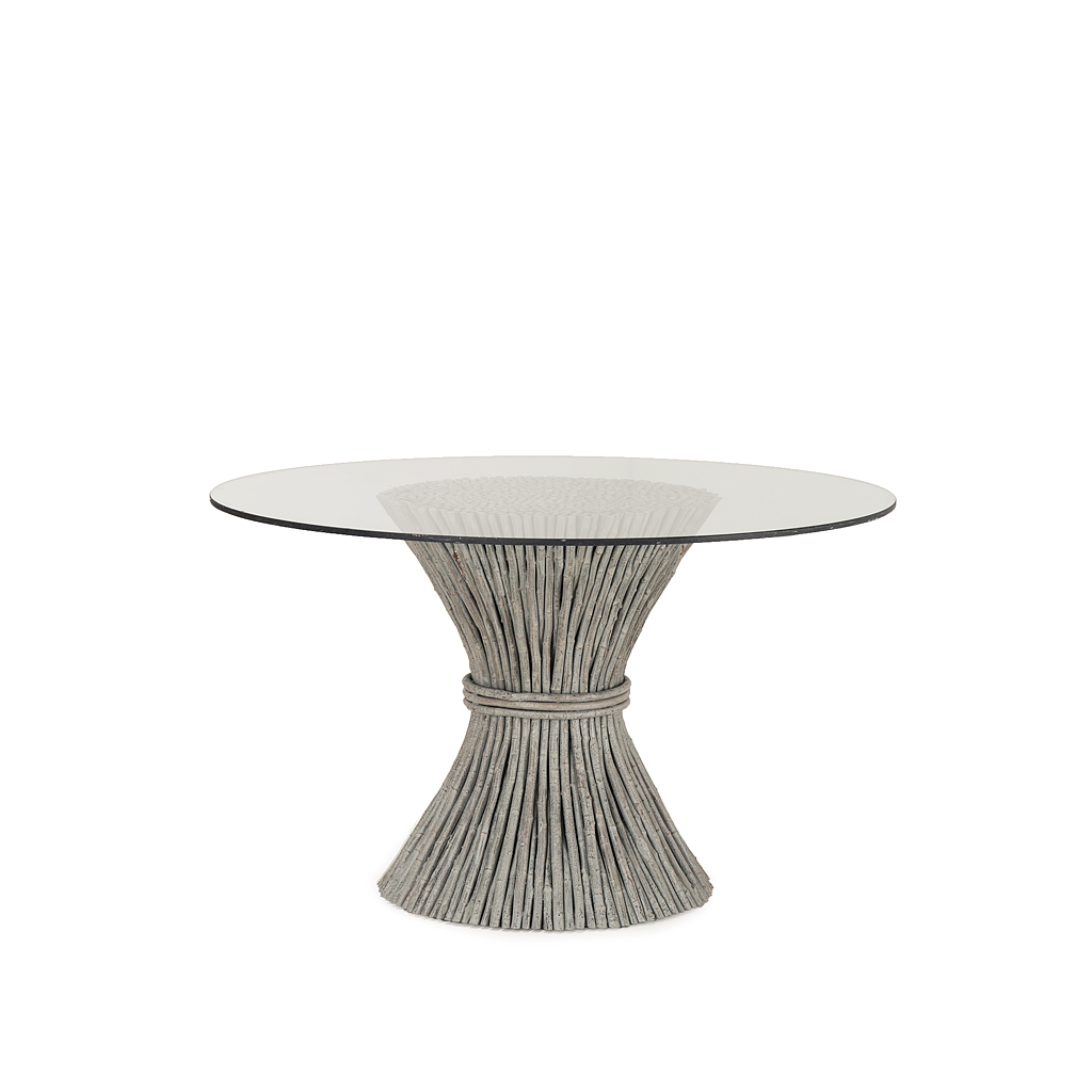 Dining Table Pedestal Base OnlyMedium Image For Wrought  : Rustic Table Base 3346 pewter from algarveglobal.com size 1024 x 1024 jpeg 196kB