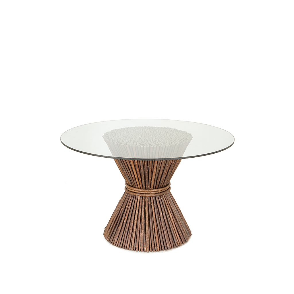 Rustic Dining Table Or Base Only La Lune Collection