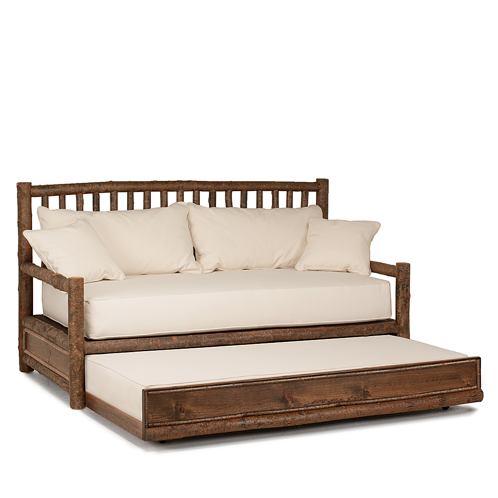 Rustic Trundle Daybed