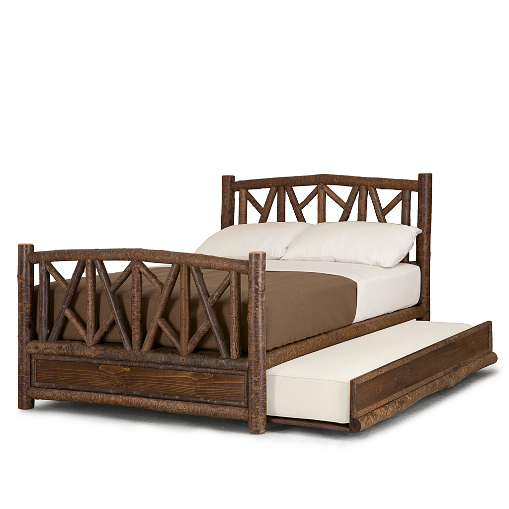 Picture of: Rustic Trundle Bed La Lune Collection
