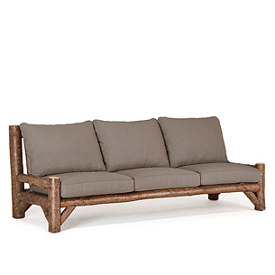 Rustic Armless Sofa