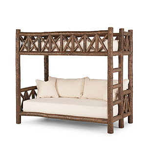 Rustic Bunk Bed