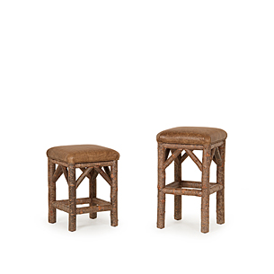 Rustic Counter Stool & Bar Stool