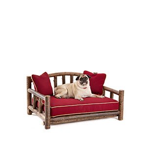 Rustic Dog Daybed