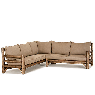 Rustic Sectional