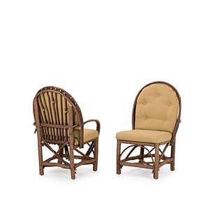 Side Chair #1076 & Arm Chair #1078