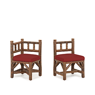 Rustic Side Chair & Corner Chair