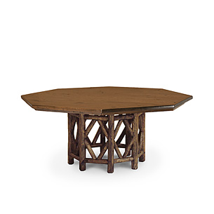Octagonal Dining Table #3116 or Base Only #3118
