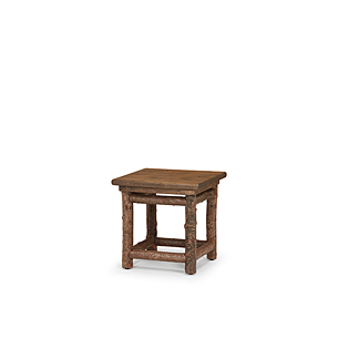 Rustic End Table or Base Only