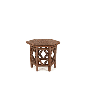 Hexagonal Side Table #3430 - #3433