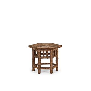 Hexagonal Side Table #3438 - #3444