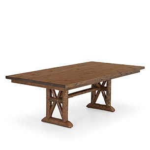 Trestle Dining Table #3490 - #3496