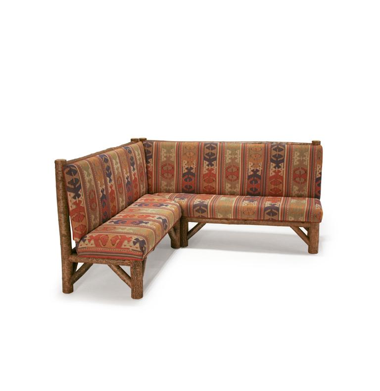 Custom Banquettes: Custom Designed Rustic Seating