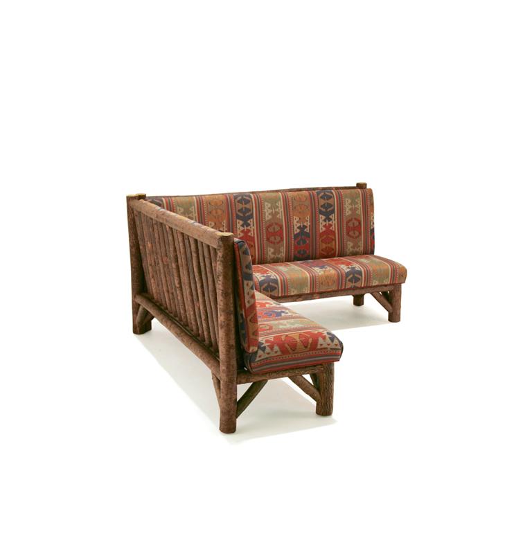 Custom Banquette Seating: Custom Designed Rustic Seating