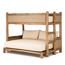 Custom Upholstered Bunk Bed B