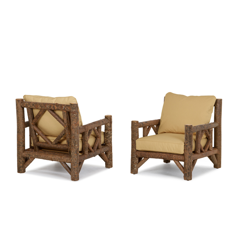 Custom Club Chairs custom designed rustic seating | chairs, sofas, sectionals | la