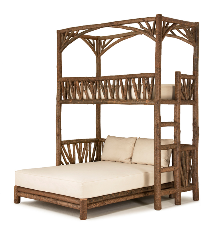Custom Canopy Bed custom designed rustic beds | exceptional quality | la lune