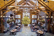 KANU Restaurant, Whiteface Lodge, Lake Placid, NY