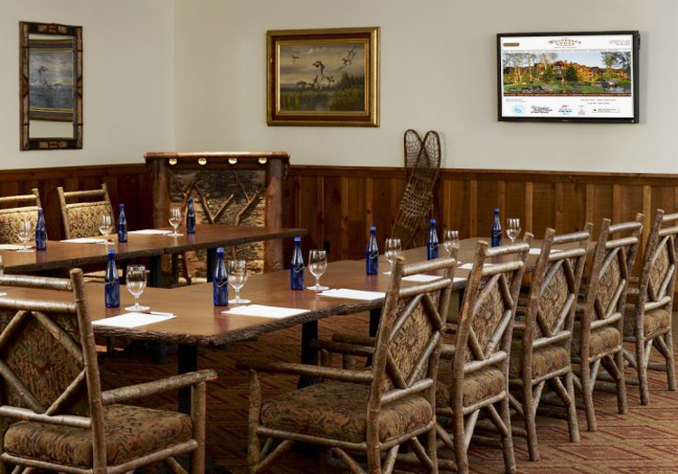 High Quality ... NY Indian Falls Meeting Room, Whiteface Lodge, Lake Placid, ...