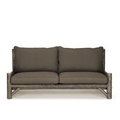 Rustic Armless Medium Sofa #1630