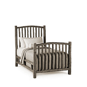 Rustic Bed Twin #4000