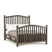 Rustic Bed Queen #4004